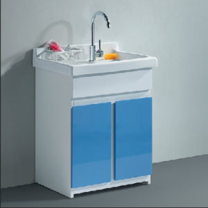 Laundry Basin Cabinet : China Laundry Basin Cabinet (XS0601) - China Laundry Cabinet, Laundry ...