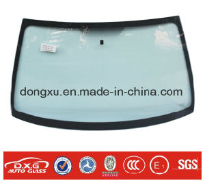 Auto Glass Laminated Front Windshield for Renault Clio pictures & photos