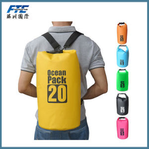 Custom Swimming Dry Bag Trave Waterproof Backpack pictures & photos