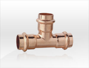 Copper Compression Fittings With O-Ring pictures & photos