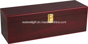 High Quality Wooden Single Wine Gift Box Set pictures & photos