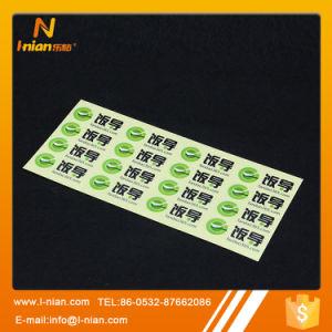 Hot Sale Custom Logo Print Transparent Sticker pictures & photos