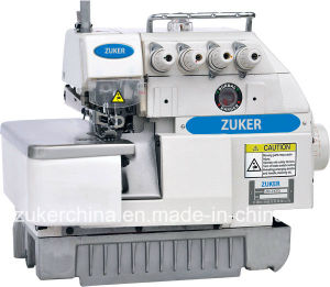 Zuker Siruba Overlock Super High Speed Four Thread Overlock Sewing Machine (ZK747D)