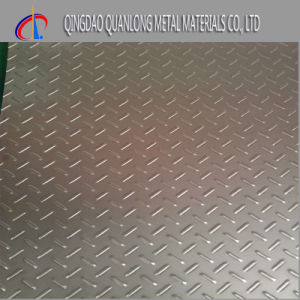 Diamond Pattern Checkered Stainless Steel Plate pictures & photos