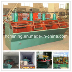 Flotation Processing Line for Gold, Zinc, Copper, Galena pictures & photos