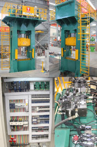 Hot Forging Press 500 Tons Hydraulic Press pictures & photos