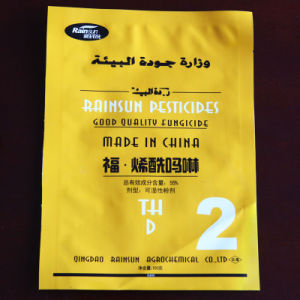 Three Side Sealing Plastic Bag Pesticide Bag for Dimethomorph pictures & photos