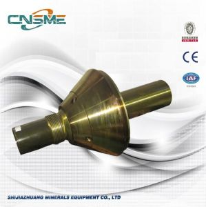 Cone Crusher Parts Mainshaft Assy pictures & photos
