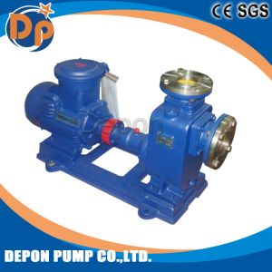 Stainless Steel Chemical Self-Priming Sewage Food Pump pictures & photos