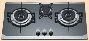 Three Burner Hob (HR-FB2A)