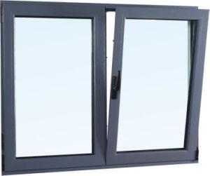 Aluminum Inward Tilt & Turn Glass Casement Window pictures & photos