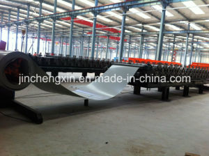 Color Coated Metal Roof Tile Forming Machine pictures & photos