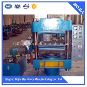 4 Pillars or Columns Rubber Plate Vulcanizing Press Machine pictures & photos