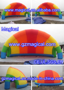Inflatable Stage Cover (MIC-402) pictures & photos