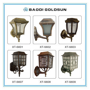 Outdoor Bright Solar Light Wall Light in Garden, Villa pictures & photos