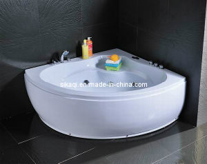 Whirlpool Massage Jacuzzi Bathtub with 1.5HP Motor pictures & photos