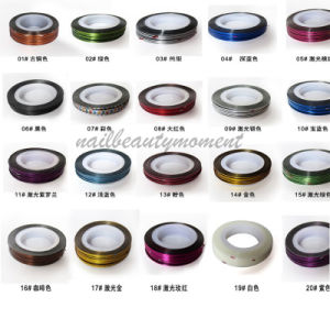 Nail Art Striping Tapes Decoration Accessories (D32) pictures & photos