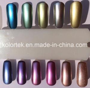Metallic Nail Polish Pigments, Chrome Nail Polish Pigment pictures & photos