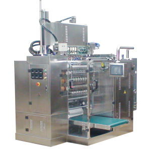 Rice Flour Four-Side Sealing and Multi-Line Packing Machine pictures & photos