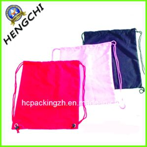 Non Woven Drawstring Packing Bag (HC0039) pictures & photos