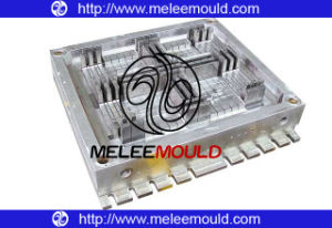 Stacking Plastic Pallet Mould and Pallet Mold (MELEE MOULD -32) pictures & photos