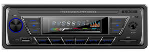 Wholesale One DIN Car MP3 Player with FM Vd-885 pictures & photos