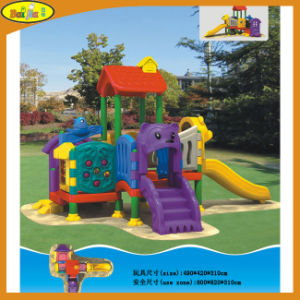 2015 Latest Small Children Outdoor Playground