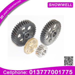 Cheap Gear Thermal Refined Rack Gear and Pinion in China Planetary/Transmission/Starter Gear pictures & photos
