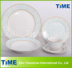 Classical Porcelain Dinnerware Set pictures & photos