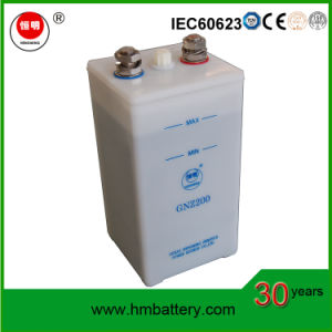 Nickel Cadmium Battery Ni-CD Battery 1.2V 200ah for Sale pictures & photos