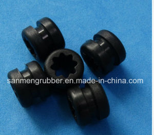 Custom Made Oval Rubber Grommet pictures & photos