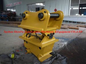 25t Excavator 45 Degree Tilt Quick Coupler pictures & photos