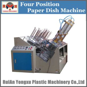 China Fast Speed Paper Plate Press Machinery Price pictures & photos
