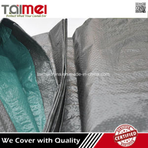 High Quality Waterproof PE Heated Lumber Tarpaulin pictures & photos