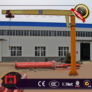 0.5t, 1t, 2t, 3t, 5t Stand Column Jib Crane with 360 Rotate Degree, Trade Assurance Jib Crane pictures & photos