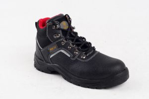 S1p Full Grain Leather/Cow Split Leather Safety Shoes Sy5009 pictures & photos