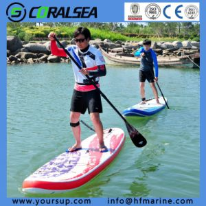 """PVC/PVC Material/EVA/EVA Material/PVC Drop Stitch Movement Surfboards with Quality (N. Flag10′6"""") pictures & photos"""