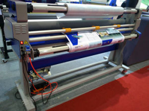 MEFU MF1700-M1 PRO Top Heat Roll to Roll Laminator with Cutter pictures & photos