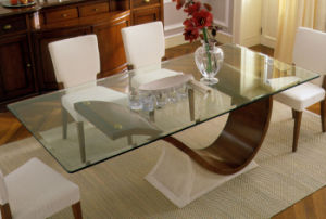 3-19mm Tempered Glass Coffee Table with En12150-1 & AS/NZS2208: 1996 pictures & photos