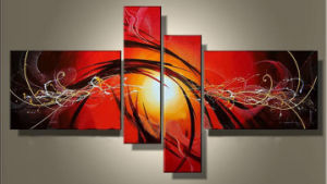 Wholesale Handmade Abstract Oil Painting