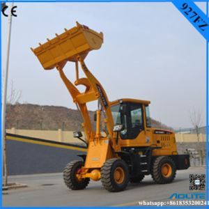Compact Hydraulic Small Loader Wheel Payloader Hot Sale pictures & photos