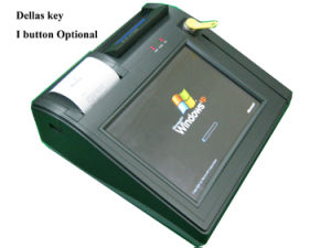 "10.1"" Point of Sale System with Thermal Printer, Msr, Dallas Key pictures & photos"