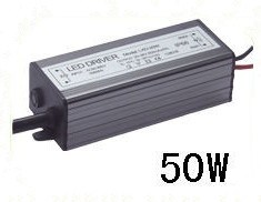 50W 1500mA Constant Current AC DC LED Driver for LED Food Light