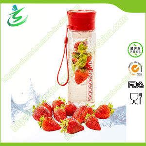 24oz Infusing Water Bottle; Fruit Infuser Bottle with Label (IB-N1) pictures & photos