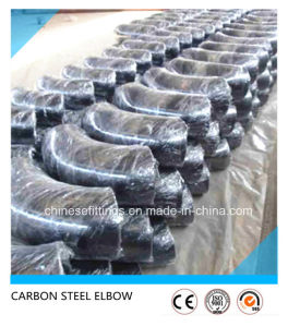 90 Deg Lr Carbon Steel Elbow ASME Pipe Fitting Elbow pictures & photos
