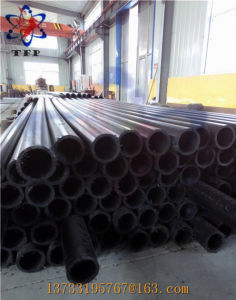 Self-Lubrication Plastic Pipe for Grain Transportation pictures & photos
