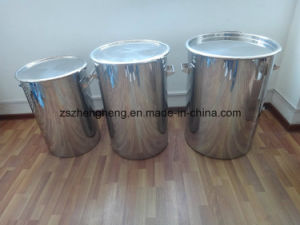 Stainless Steel Milk Can pictures & photos