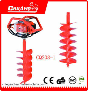 Automatic Ground Drill Earth Auger for Hot Sale pictures & photos