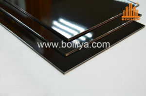 Anodized Glossy Black Composite Panel Ad-834 pictures & photos