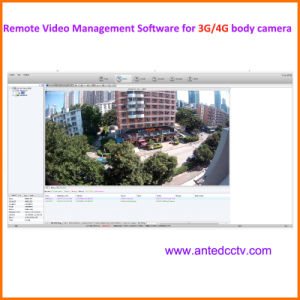 HD 1080P Police Video Body Worn Camera Optional with 3G 4G GPS WiFi pictures & photos